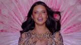 TRIBUTE Adriana Lima walks her last Victoria's Secret Show 2018 (LEGENDADO EM PORTUGU