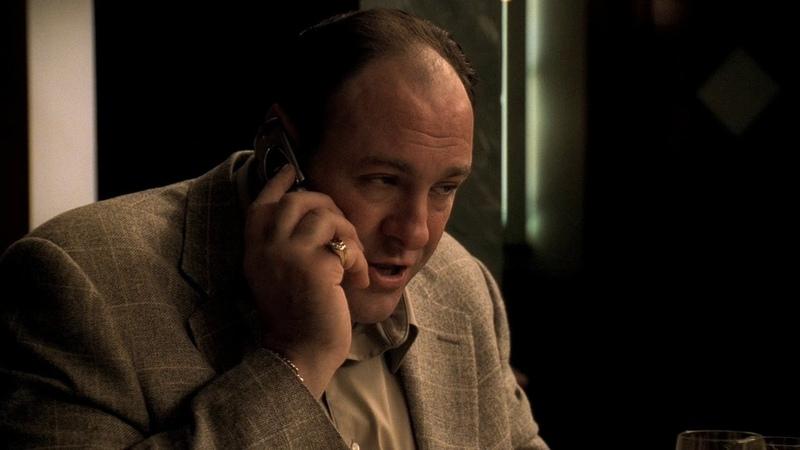 The Sopranos Клан Сопрано Джонни Сэк не хочет отступать