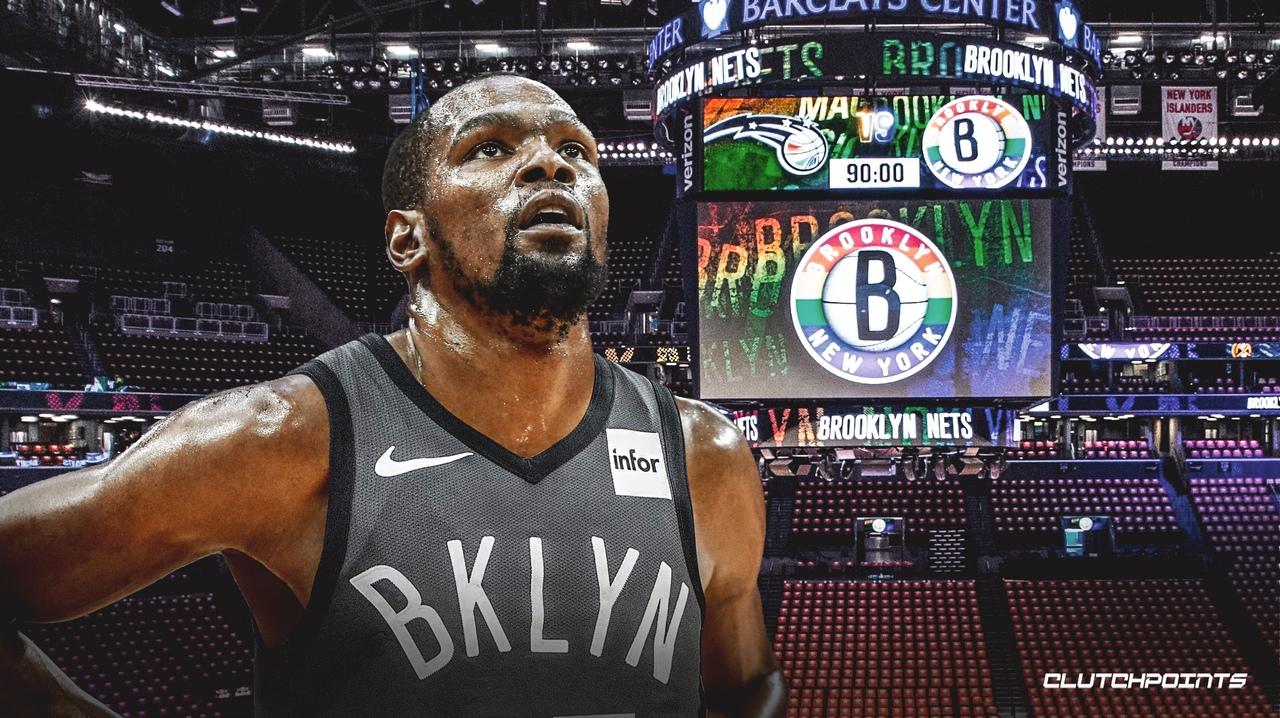 «Бруклин» не является главным претендентом на Кевина Дюрэнта
