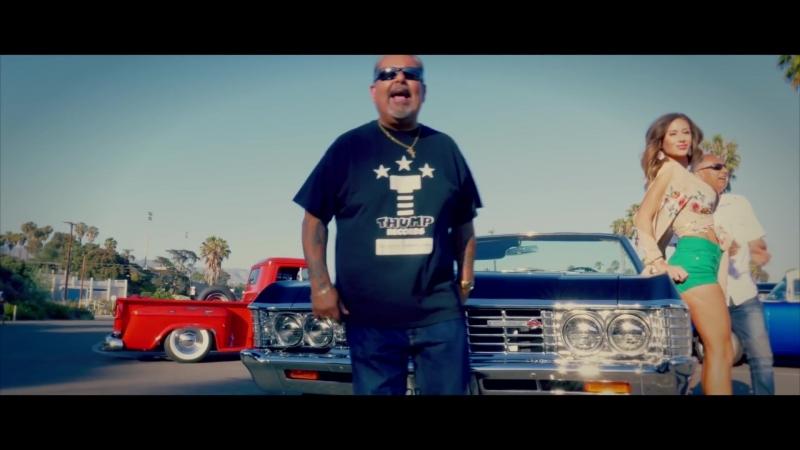 Pepe Marquez - Cali4nia Cruizin feat. Sophia Maria [Official Video]