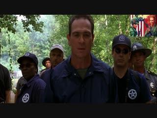 Служители ЗАКОНА-Агенты ФБР США 1998 ДУБЛЯЖ СССР 1440 Томми Ли Джонс-Уэсли Снайпс-Роберт Дауни мл.