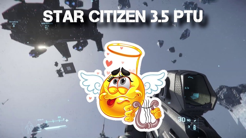 Star Citizen {БАГИ и ПРИКОЛЫ} - We can FLY! ᚜SMC᚛