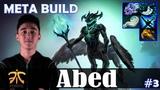 Abed - Outworld Devourer MID META BUILD Dota 2 Pro MMR Gameplay #3