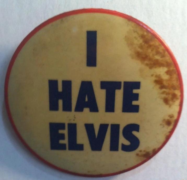 Я ненавижу Элвиса