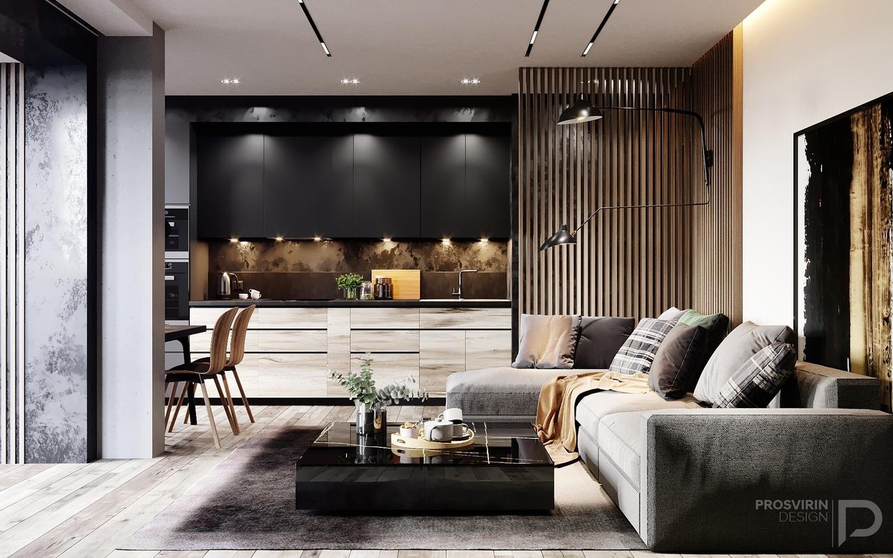 Квартира в Москве, 78,9 кв.