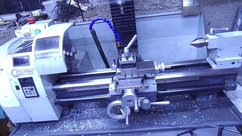 Часть 1.Обзор и доработка токарно-фрезерного станка MML-250X550.