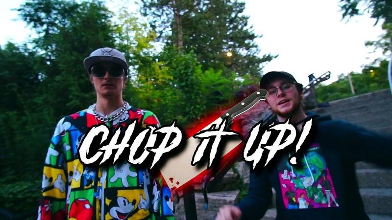 Freddie Dredd X DJ Smokey - CHOP IT UP (Official Music Video by @positivepabs)
