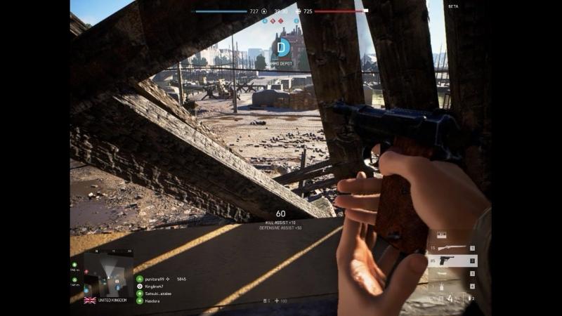 Battlefield V...Городской романс ч.1...