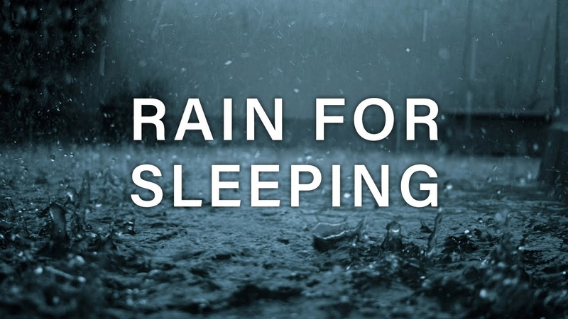 Rain and Thunder Sounds Black Screen for Sleeping, Relaxing, Meditation, Fall Asleep, White Noise