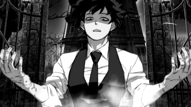 Evil Midoriya_ Boku no Hero Academia