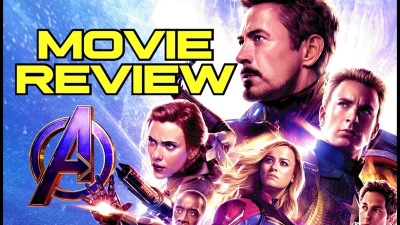 AVENGERS 4 ENDGAME Movie Review NO SPOILERS