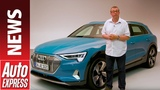 New 2019 Audi e-tron electric SUV revealed meet Audi's Jaguar I-Pace beater