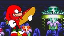 Knuckles and the master sandwich