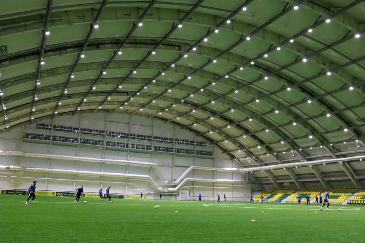 Крытая футбольная аренамировогоуровня появилась вКостанае
