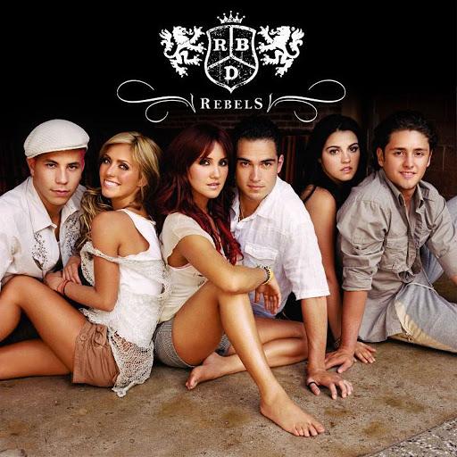 RBD альбом Rebels (Fan Edition)