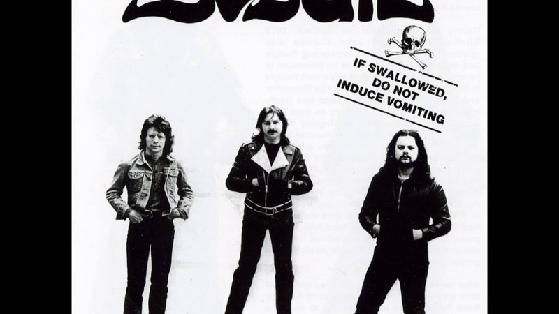 Budgie - If Swallowed, Do Not Induce Vomiting 1980 ( EP)
