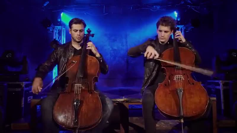 2CELLOS The Trooper Overture OFFICIAL VIDEO