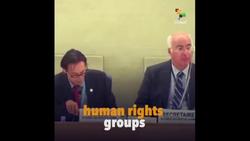TeleSUR English 3 hrs · Independent investigation recognises that the protesters killed at the Gaza border were unarmed.
