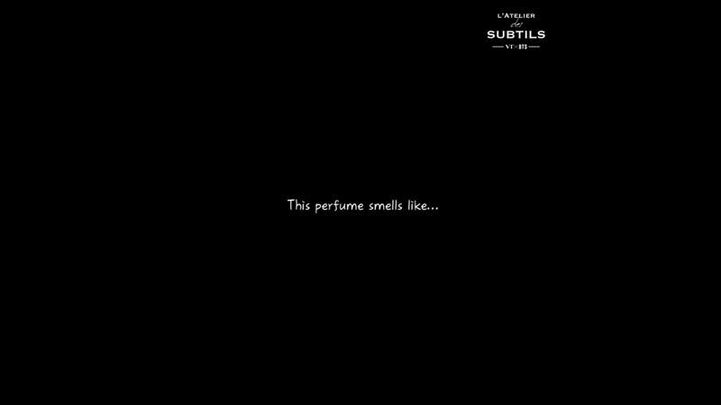[NEW! L'ATELIER PERFUME RM]