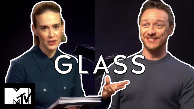 Glass Cast Play Guess The Thirst Tweet! | MTV Movies