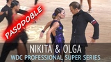 Никита Бровко & Ольга Урумова | Пасодобль | WDC World Professional Latin Super Series