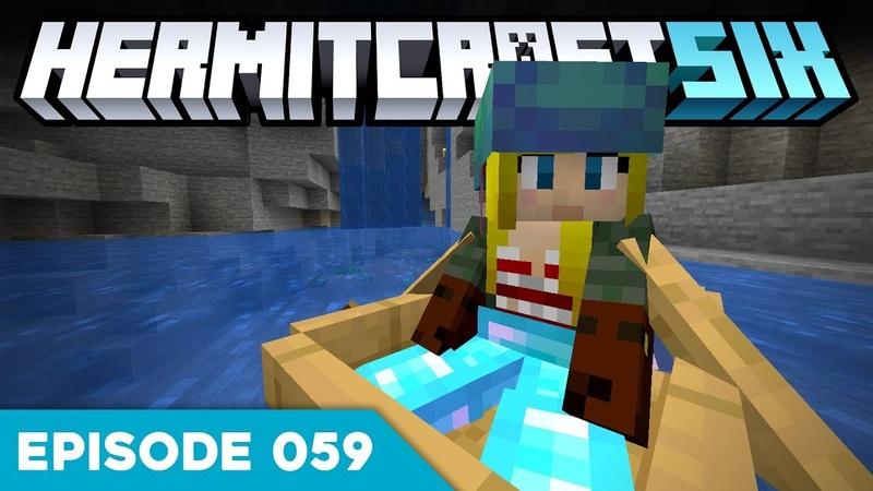 Hermitcraft VI 059 | PIRATE FAIRY CAVERN! ✨ | A Minecraft Let's Play