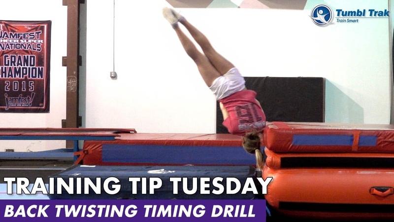 Back Twisting Timing Drill