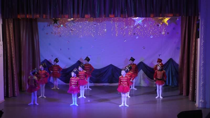 Новогодний концерт Гусарская эпоха