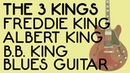 Blues Guitar Lesson I Albert King I B.B. King I Freddie King I Miles Schon I Tim Pierce