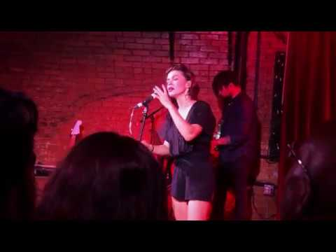 MEG MYERS Little Black Death LIVE Dallas, TX 10.30.18