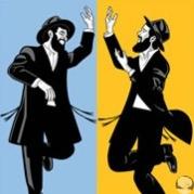 «Хава нагила»  еврейская песня, написанная в 1918 году собирателем фольклора Авраамом Цви Идельсоном на старинную хасидскую мелодию. Автор музыки неизвестен, однако считается, что она была написана неизвестным музыкантом из Восточной Европы не ранее серед