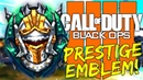 Black Ops 4: Prestige Emblem REVEALED Pre-Download Info!