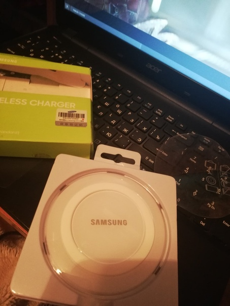 Samsung зарядное устройство