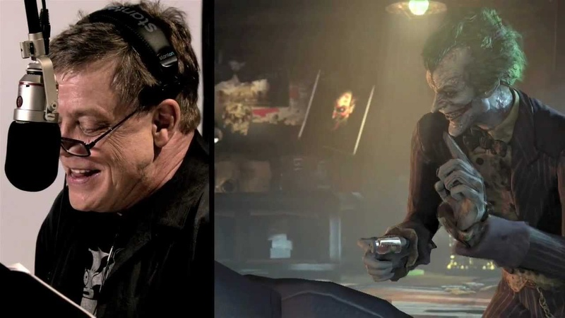 Batman Arkham City New behind the scenes feat Mark Hamill as the Joker