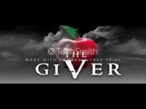THE GIVER AUDIO BOOK