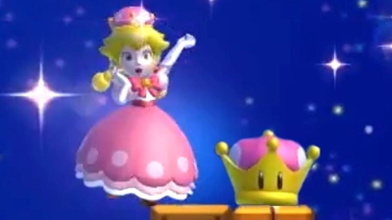 New Super Mario Bros U Deluxe Reveal Trailer Nintendo Switch Nintendo Direct 2018