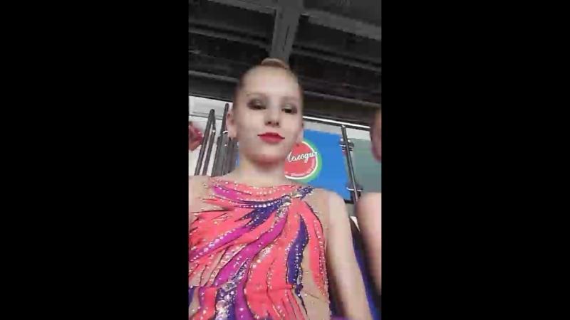 Кристина Придворова - Live
