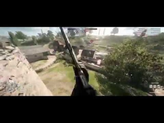 Лучшее убийство в Battlefield 1