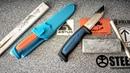 Заточка ножей MORA - опыт\практикум\советы