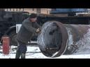 Сюжет ТСН 24: Очередная коммунальная авария оставила жителей Пролетарского округа без воды