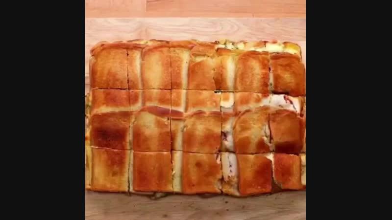 Классная идея - вкусные сэндвичи для большой компании - Личный повар
