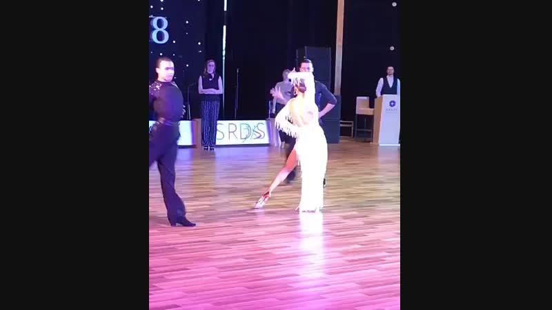 Hyatt Regency Ekaterinburg — Ural Dance Cup 2018.