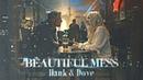 Titans Hank and Dawn Beautiful Mess 1x09