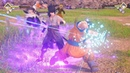 JUMP FORCE - Naruto, Goku Ichigo vs Vegeta, Sasuke Rukia (Heroes vs Sidekicks)