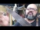 Acabando e explicando o mito da faca que corta ferro
