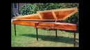 Cembal d'Amour built by Lyndon J Taylor, clavichord maker.