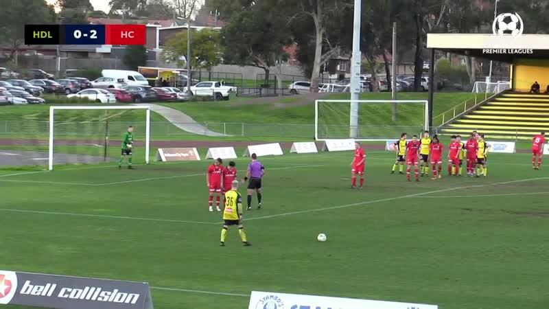 NPL Victoria U20 Round 17, Heidelberg United vs Hume City