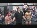 Довольно короткий поединок Hardrock MMA 104
