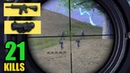 WHY M4 6x SCOPE IS A MUST   SOLO VS SQUAD   PUBG MOBILE
