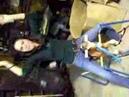 Kelly riding the pony